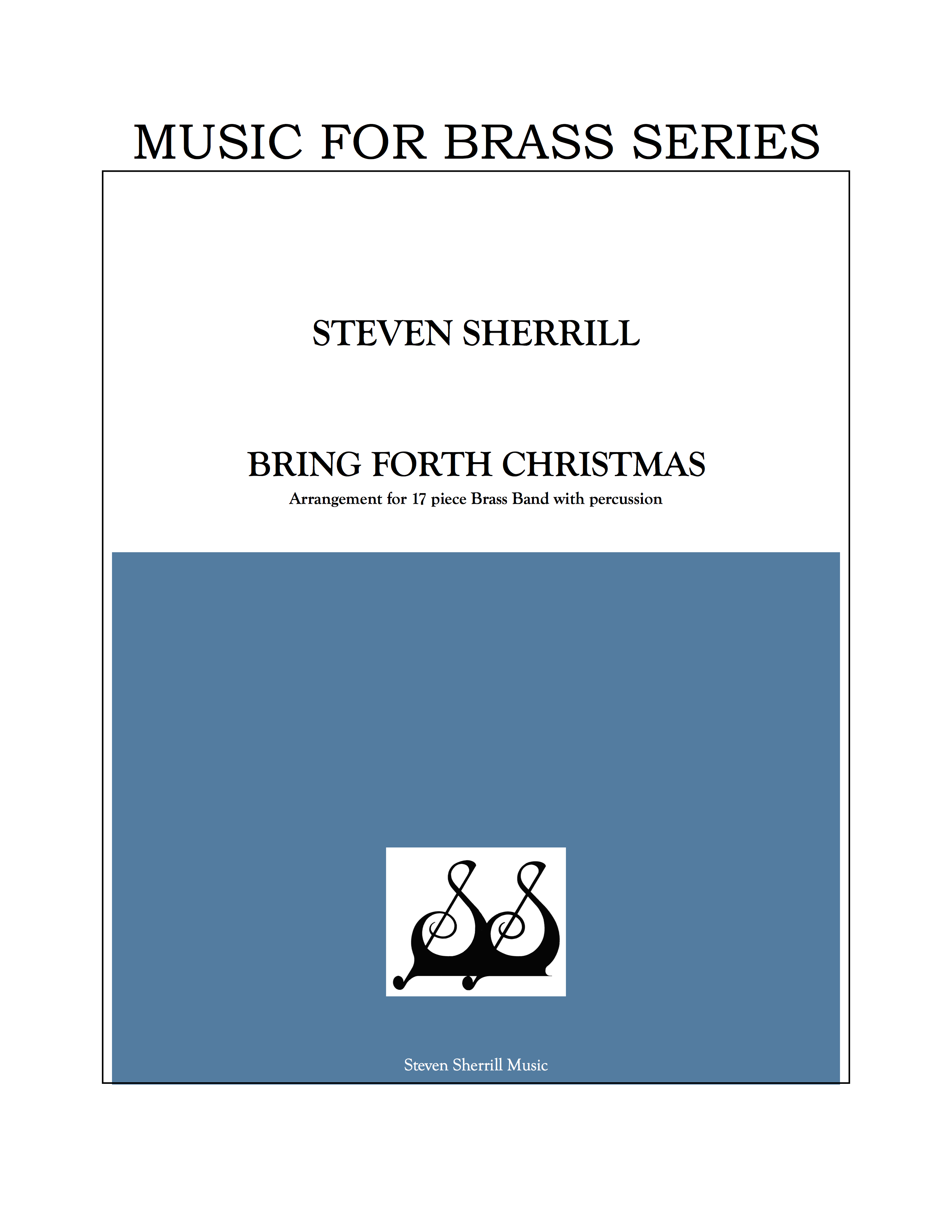 Bring Forth Christmas cover page