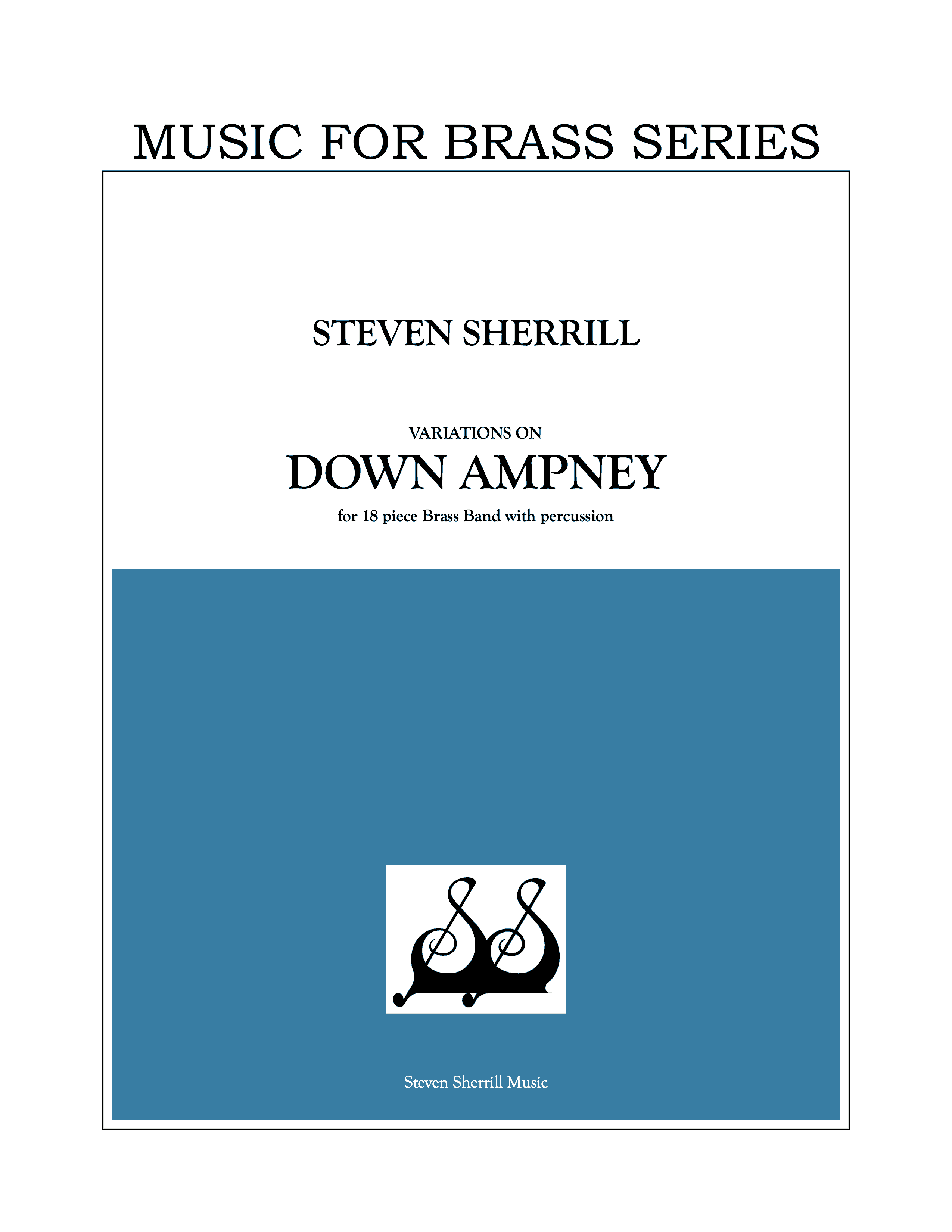 Variations on Down Ampney cover page