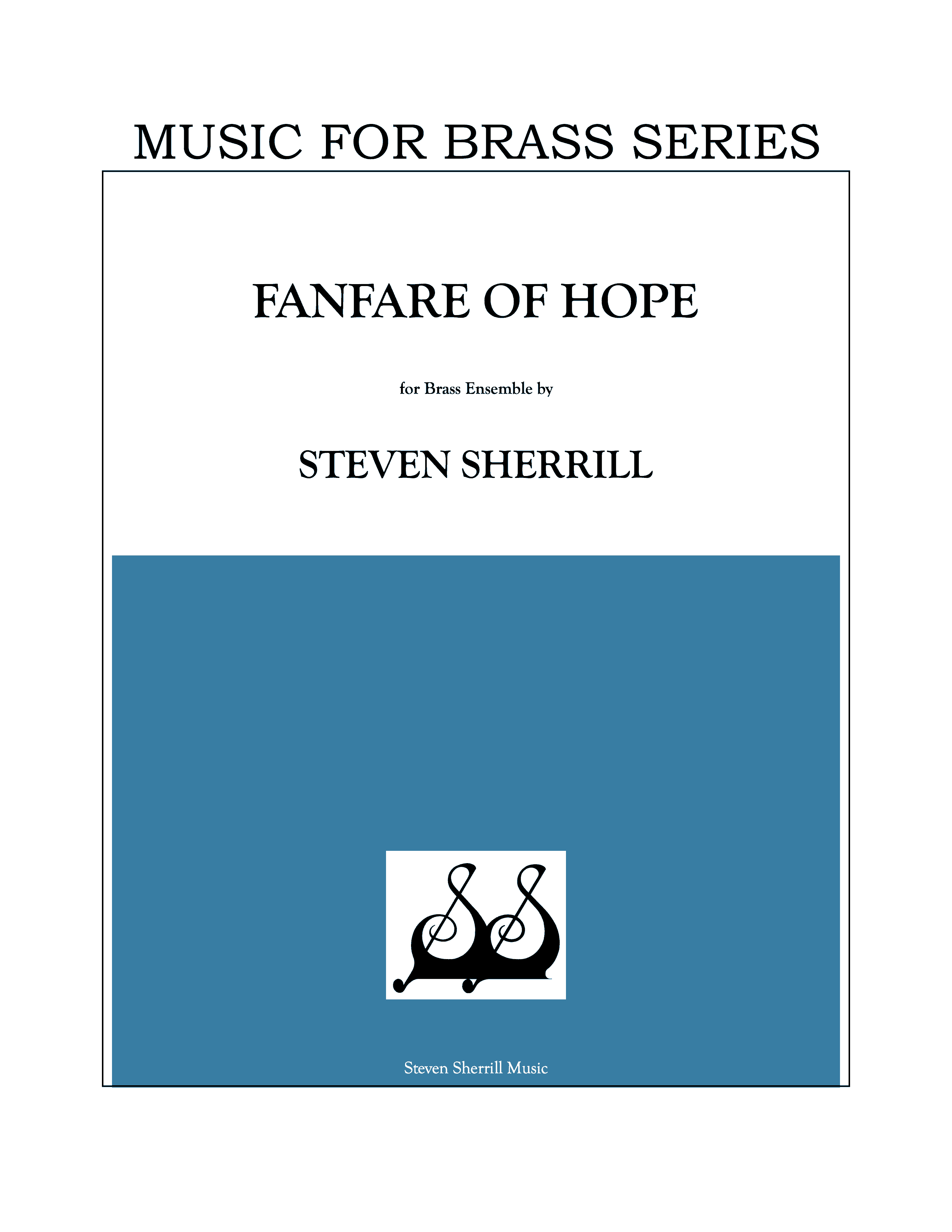 Fanfare of Hope cover page