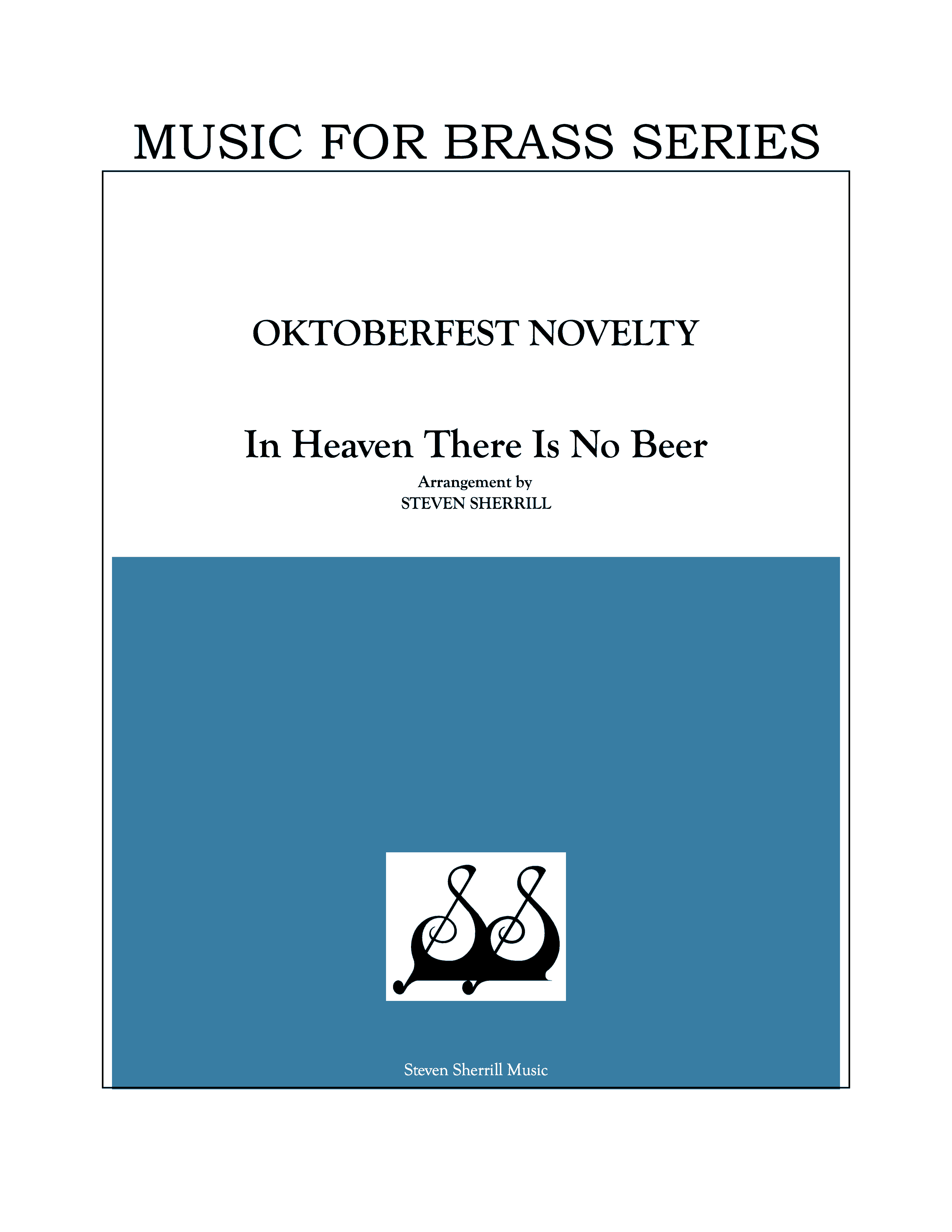 In Heaven There is No Beer (from 6 Oktoberfest Novelties) cover page