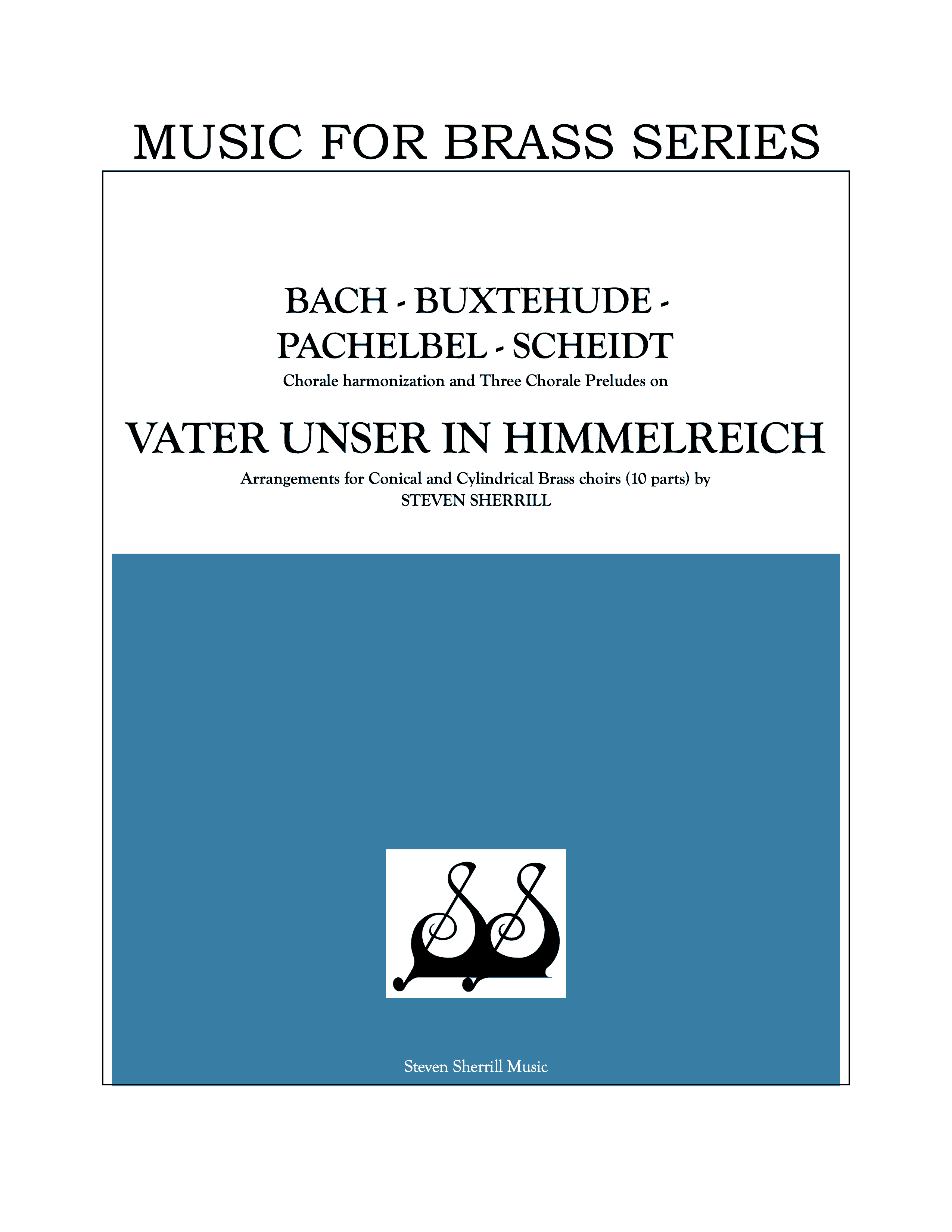 Vater unser in Himmelreich cover page